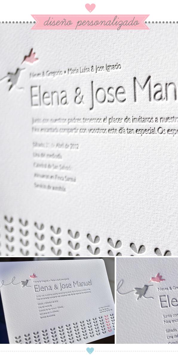 Elena y Jose